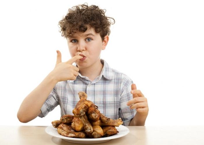 Dieta figli